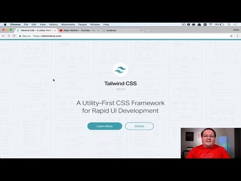 How to install Tailwind CSS using Webpacker with Rails (Example
