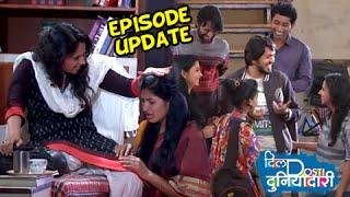 Dil Dosti Duniyadari   29th December 2015   Episode Update   Zee Marathi Serial
