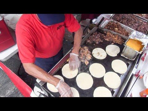 New York Street Food. Mexican and Tex Mex Grill. Tacos, Quesadilla, Nachos and Burritos