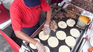 New York Street Food. Mexican and Tex Mex Grill. Tacos, Quesadilla, Nachos and Burritos