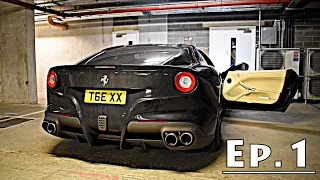 CUSTOM FERRARI F12 REVIEW | EXHAUST EXPERT | EP 1