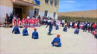 23 Nisan Zeybek Gösterisi - Van Edremit Köprüler İlkokulu 3-A Sınıfı