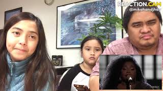"""Family Reacts to Kymberli Joye sings """"Break Every Chain"""" - The Voice 2018 Live Top 11 Performances"""