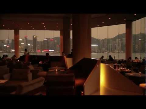 InterContinental Hong Kong's Stunning New Lobby Lounge