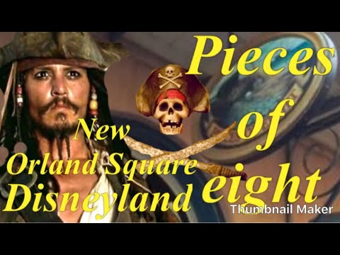 Pirates of the Caribbean New Orland Square gift shop☠️