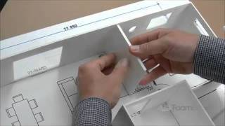 Building Foam board Models Making House ...