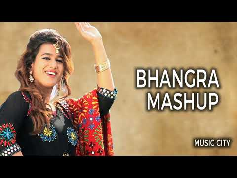 Non stop Bhangra Mashup 2018 - Punjabi DJ Remix songs 2018 - Latest Punjabi Mashup 2018 # 02