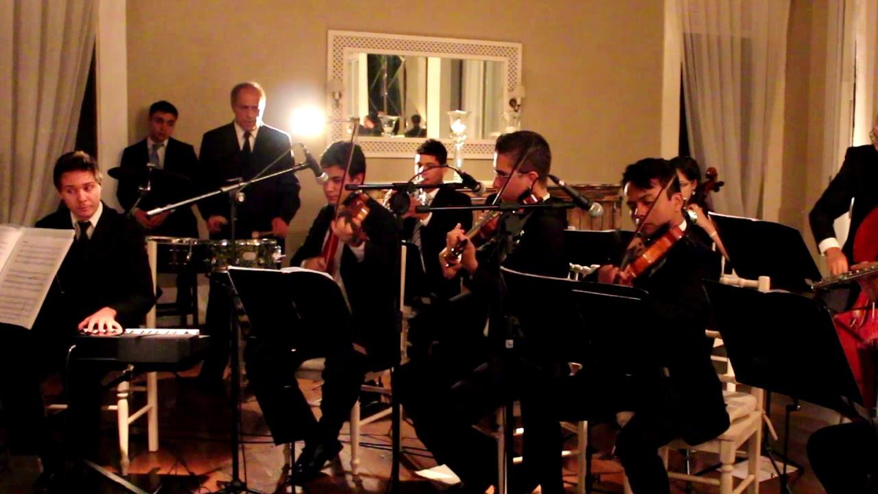 MARCHA NUPCIAL MENDELSSOHN - MAISON MUSIQUE MUSICA PARA CASAMENTO