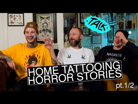 Horror experiences of tattoo beginners - pt.1