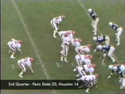 1977 Penn State vs Houston (10 Minutes or Less)