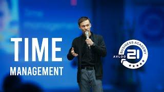 Time Management | Axrolxo'ja Rahmatxo'jayev