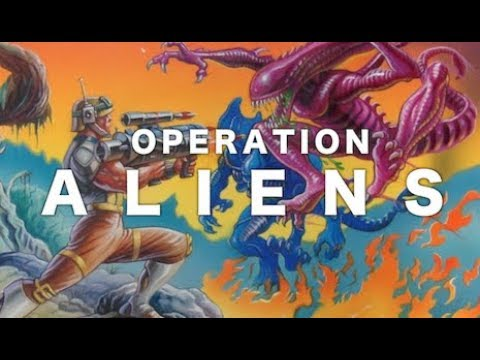 The Lost Aliens Saturday Morning Cartoon