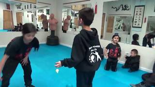 Kung Fu Kids - Dodgeball Challenge