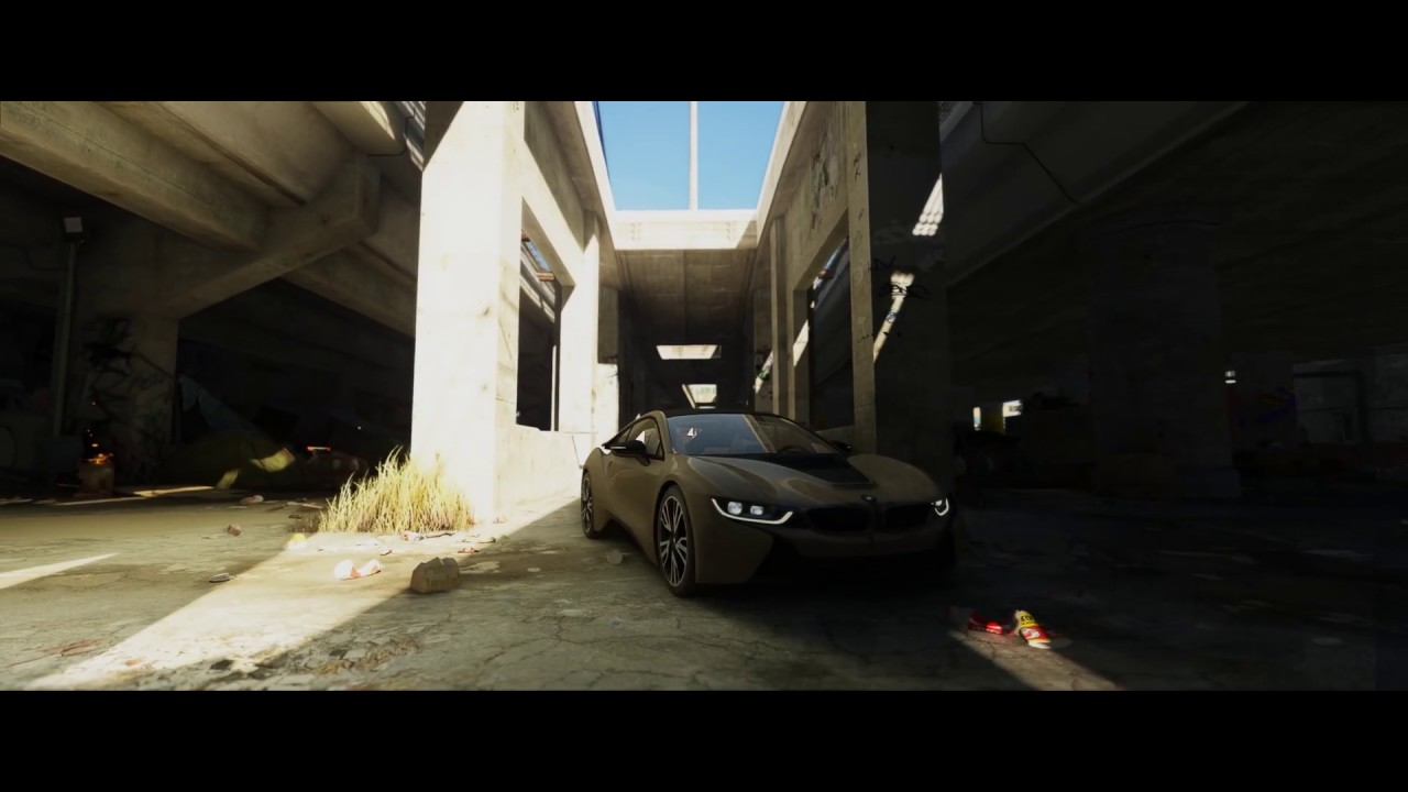 Grand Theft Auto 5 Ray Tracing Mod Looks Like a Teaser for a