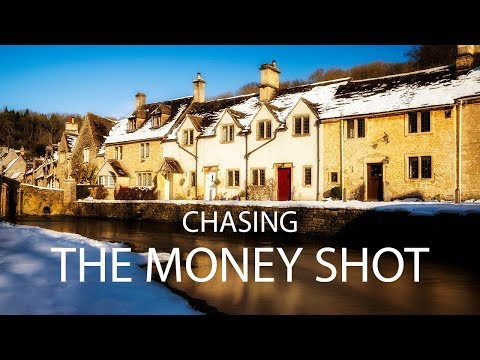 CHASING THE MONEY SHOT - On Assignment with a Professional Photographer