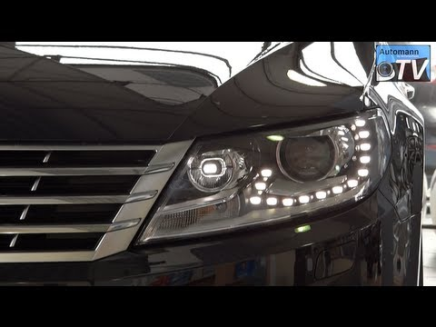 2013 Facelift Volkswagen CC 2.0 TDI DSG - in Detail (1080p)
