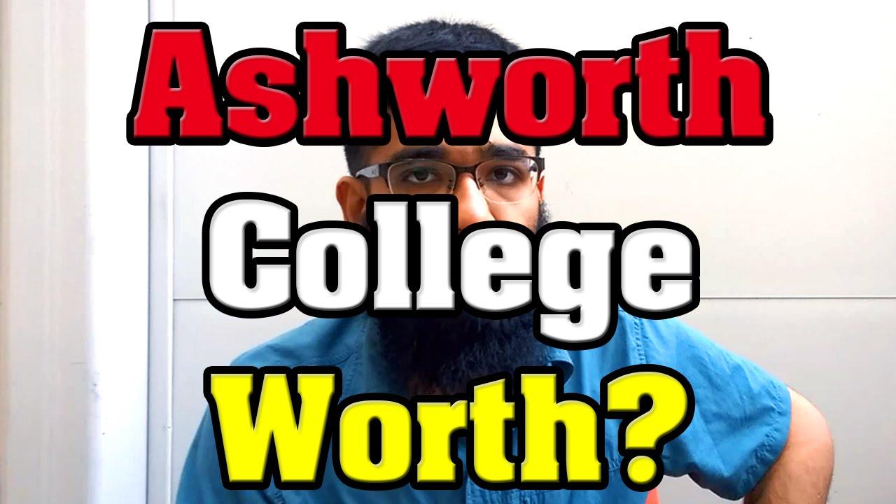 Is ashworth college a good college ashworth college worth it is ashworth college a good college ashworth college worth it youtube xflitez Choice Image
