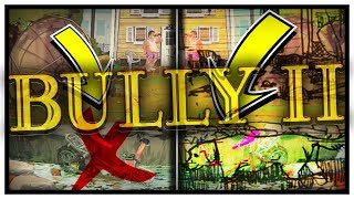BULLY 2 - Cats & Dogs, Leaked Artworks, New Drawing + MORE!