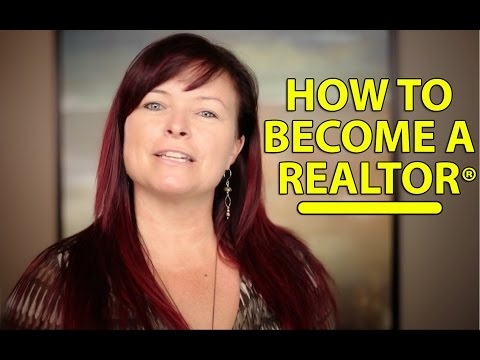 Becoming A Real Estate Agent & The Steps to Become a Realtor Webinar