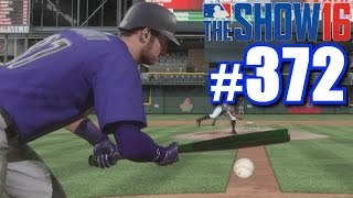 I HAD TO DO IT!   MLB The Show 16   Road to the Show #372