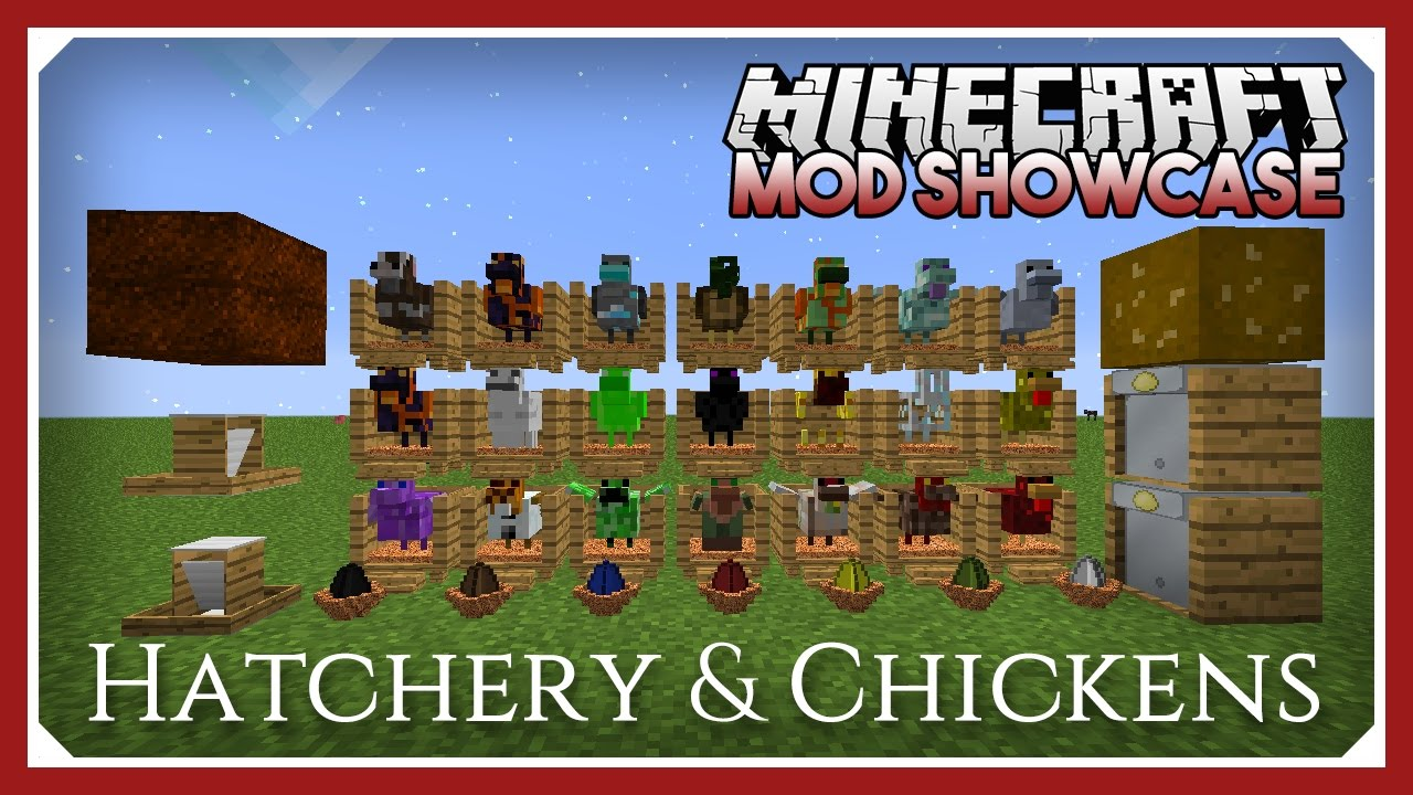 Hatchery - Mods - Minecraft - CurseForge
