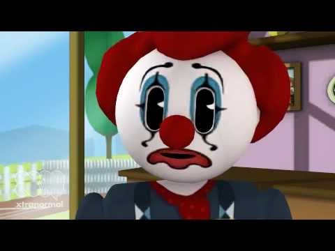 Sid The clown Gave advice on how to commit suicide