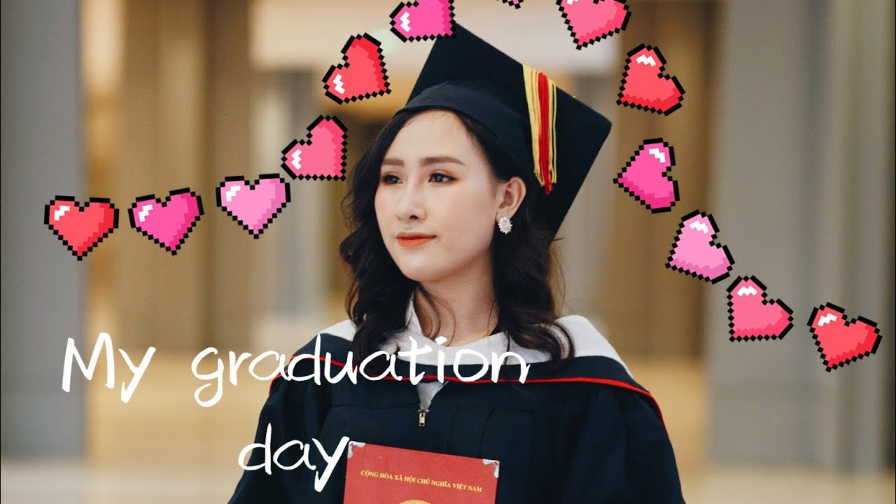 👩🏻‍🎓MY GRADUATION DAY VLOG| K40 HLU💐