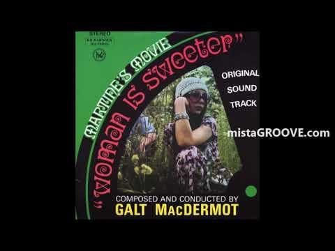 Galt MacDermot - Space (1969)