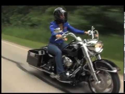 Gail Worth of Gail's Harley Davidson in Kansas City, Mo. - YouTube