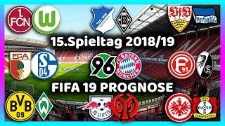 15.Spieltag - Alle Highlights und Tore - Bundesliga Prognose I FIFA 19 I 2018/19 Deutsch (HD)