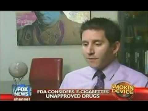 FDA Wants to Ban Electronic Cigarettes (E-Cigs)
