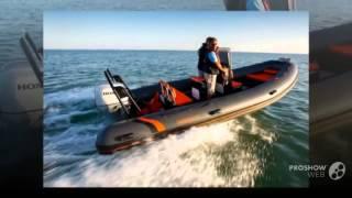 Highfield OM 590 Rubber boat, RIB Year - 2015
