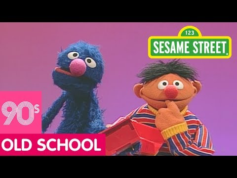 Sesame Street: The Opposite Song with Ernie and Grover