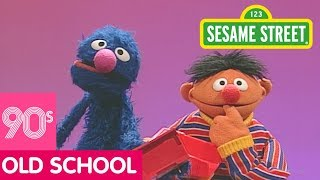Sesame Street: The Opposite Song with Ernie and Grover | #Throwback Thursday