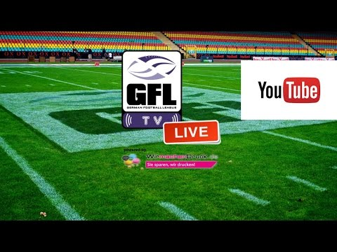 GFL Live! Schwäbisch Hall Unicorns - Berlin Rebels