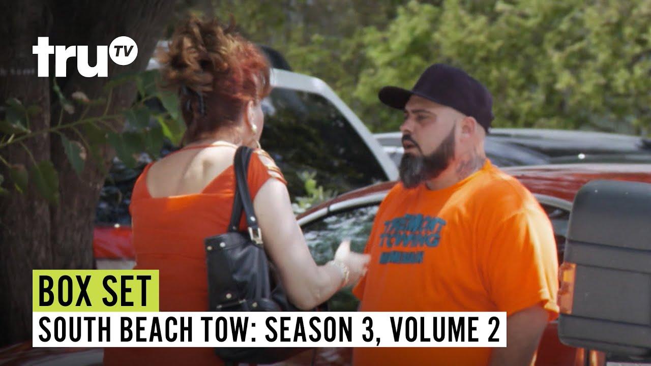 Download South Beach Tow   Season 3 Box Set: Volume 2   Watch FULL EPISODES   truTV