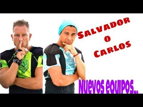 Salvador o Carlos Reto 4 elementos