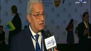 المهندس محسن صلاح: هناك اشادة كبيرة بدور المقاولين العرب في البنية التحتية للدول الافريقية