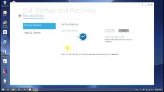 Windows 8.1 Factory Backup / Recovery Drive