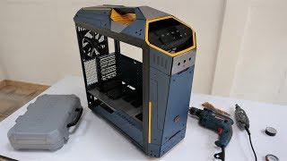 Cooler Master Master Case Maker 5T mod part 1