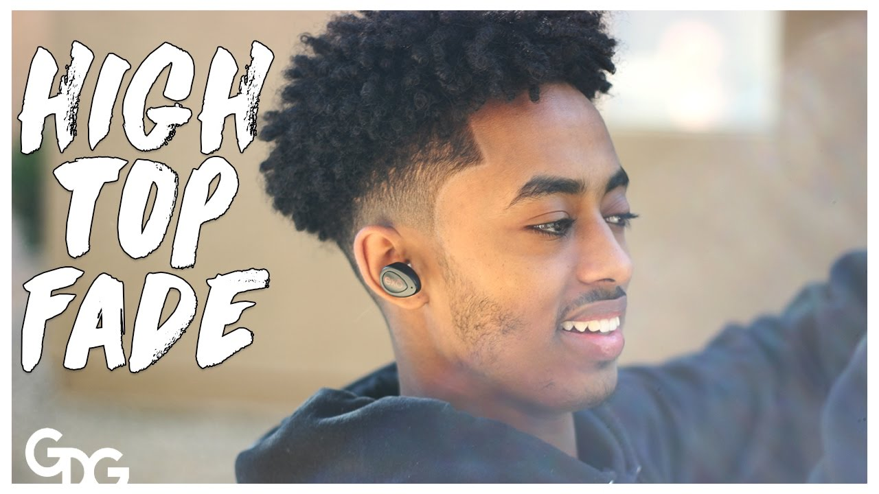 how to get a high top fade