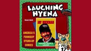 """Jay Hickman - """"Making People Laugh"""" (Part 1)"""