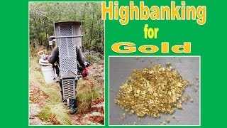 GOLD | How to and where to find - High Banking | Liz Kreate