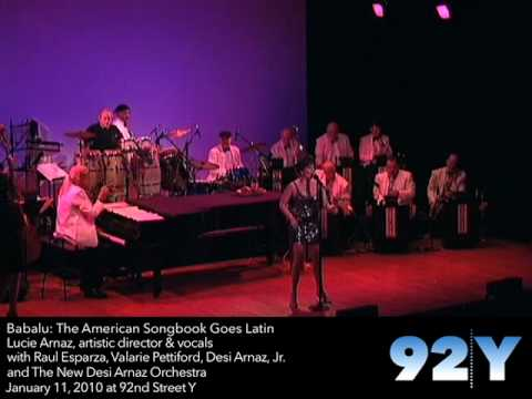 Lyrics & Lyricists: Babalu—The American Songbook Goes Latin with Lucie Arnaz and more at 92Y