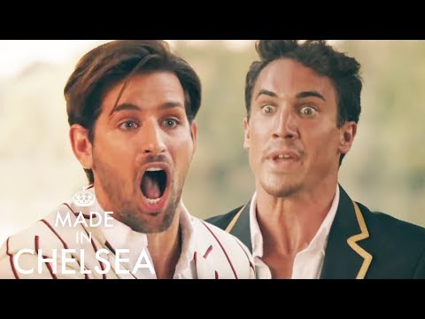 Ollie Lock and JP Have MASSIVE Row Over Binky | Made in Chelsea S12