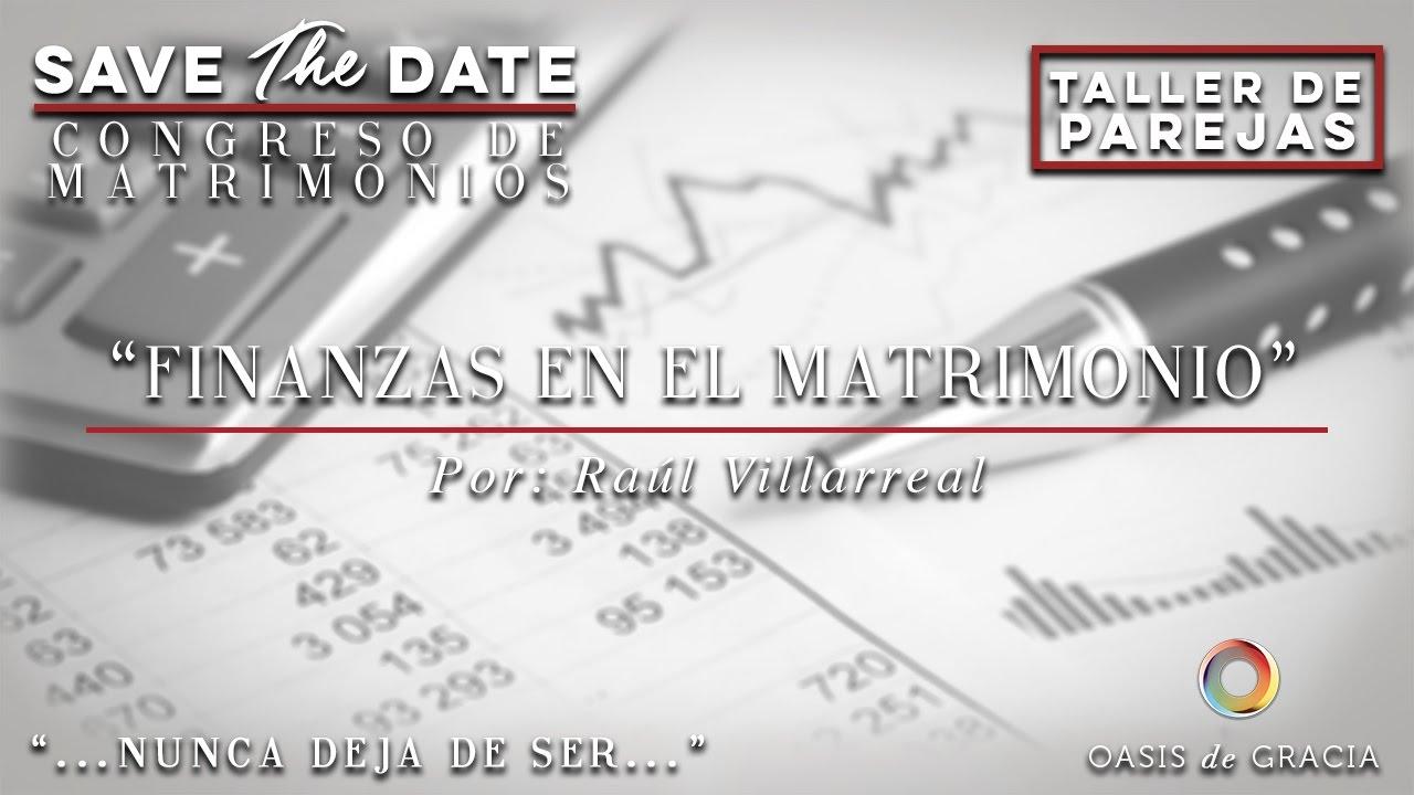 Finanzas Matrimonio Biblia : Nunca deja de ser taller quot finanzas en el