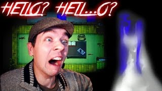 Hello? Hell...o? - Part 2 | JUMPSCARES EVERYWHERE | RPG Maker Horror Game - Commentary/face cam