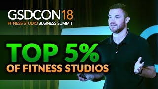 What the Top 5% of Fitness Studios Do to Succeed | Rob Childers | Loud Rumor