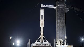 Watch SpaceX Launch Cargo & Supplies to the International Space Station