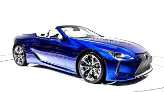 2021 Lexus LC500 Convertible Inspiration Series Are SOLD OUT! Tell Doug Demuro! Car Video #3